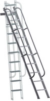 Folding Hatch Access Ladder – U-506