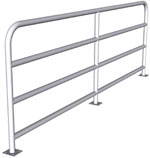 Lateral Guardrail – UPNOVR LR-1000