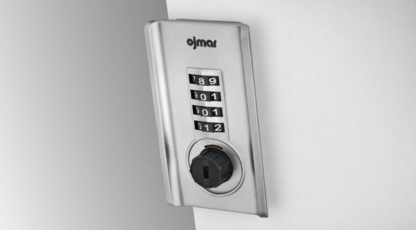 LOCKR®COMBI - Combination Mechanical Lock for Lockers