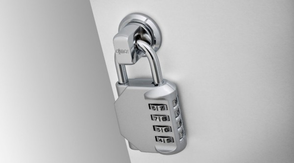LOCKR® HASP - Padlock Lock