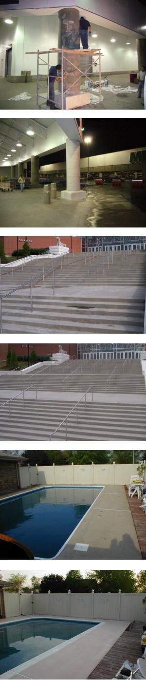 Concrete Surface Restoration