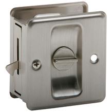Pocket Door Lock and Pull