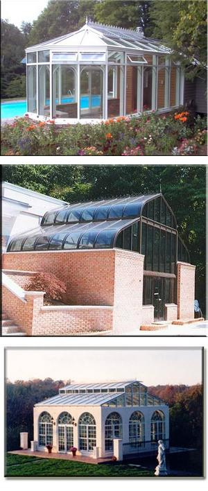 Monarch Conservatories and Custom Designs