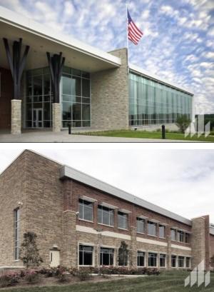 Arriscraft Citadel® Georgia - Calcium Silicate Building Stone
