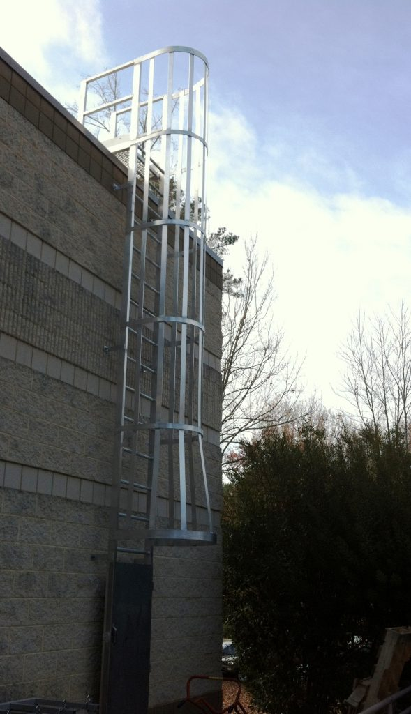 Fixed Ladders - Fixed Ladders