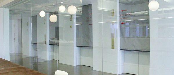 SD60GS ICC AC 77 Elevator Smoke Containment System