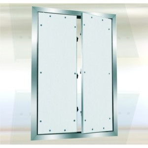 System F1 Oversized Multi-Door Access Panel for Walls