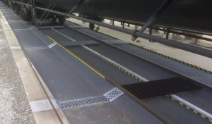 Rail Collector Pans