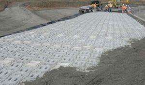 ArmorFlex® Flexible Concrete Block Matrix