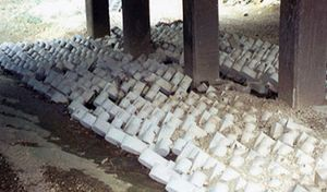 ArmorFlex® Flexible Concrete Block Matrix