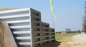 Bin-Wall™ Gravity-Type Retaining Walls