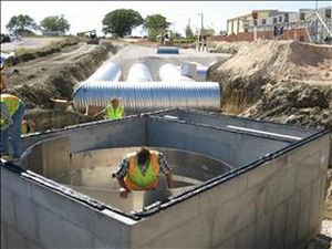 Vortechs® Stormwater Treatment