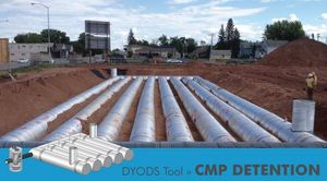CMP Stormwater Detention and Infiltration