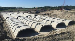 CON/SPAN® Concrete Detention and Infiltration