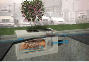 Stormwater - Filterra® Biofiltration