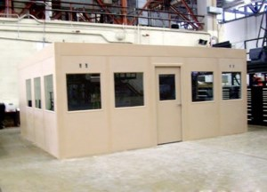 Fire-Rated Panels for Modular Offices and Buildings