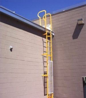 Prefabricated Ladders and Cage Ladders