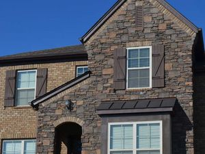 Cherokee Blend Pattern Manufactured Masonry Veneer