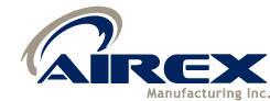 Sweets:Airex Manufacturing Inc.