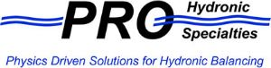 Sweets:PRO Hydronic Specialties