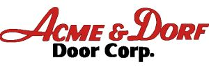 Sweets:Acme & Dorf Door Corp