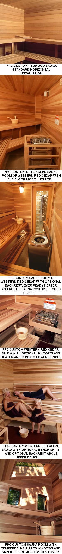 Finlandia Precut Sauna Packages (FPC)