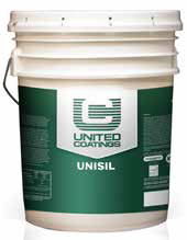 United Coatings™ Unisil Fiber Bulking Agent