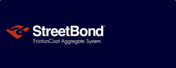 StreetBond® FrictionCoat Aggregate System