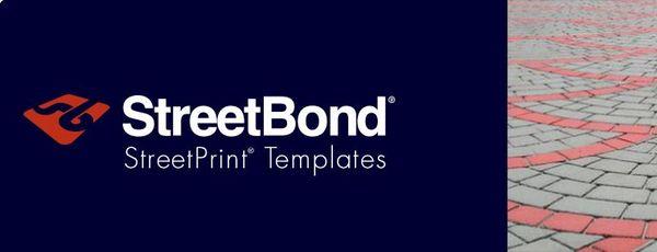 StreetBond® StreetPrint® Templates