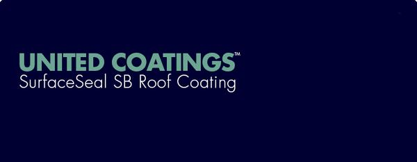 United Coatings™ Surface Seal SB Roof Coating