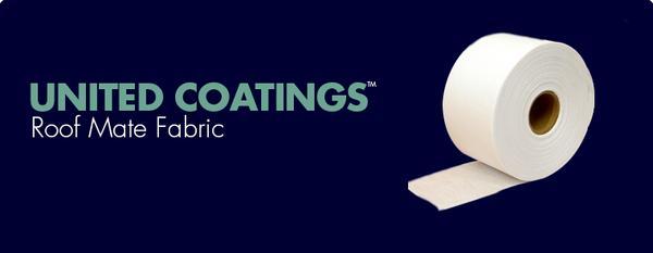 United Coatings™ Roof Mate Fabric