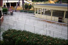 Aluminum and Stainless Steel Pipe and Tube Railings