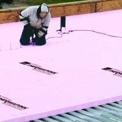 Protected Roof Membrane Assemblies (PRMA)