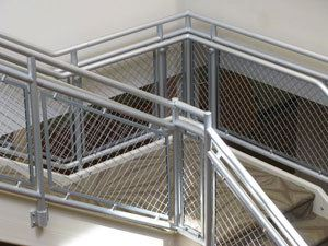 Interna-Rail® Decorative Metal Railings