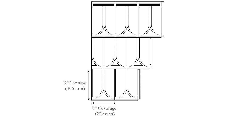 Victorian Metal Shingle Roofing System Berridge Metal