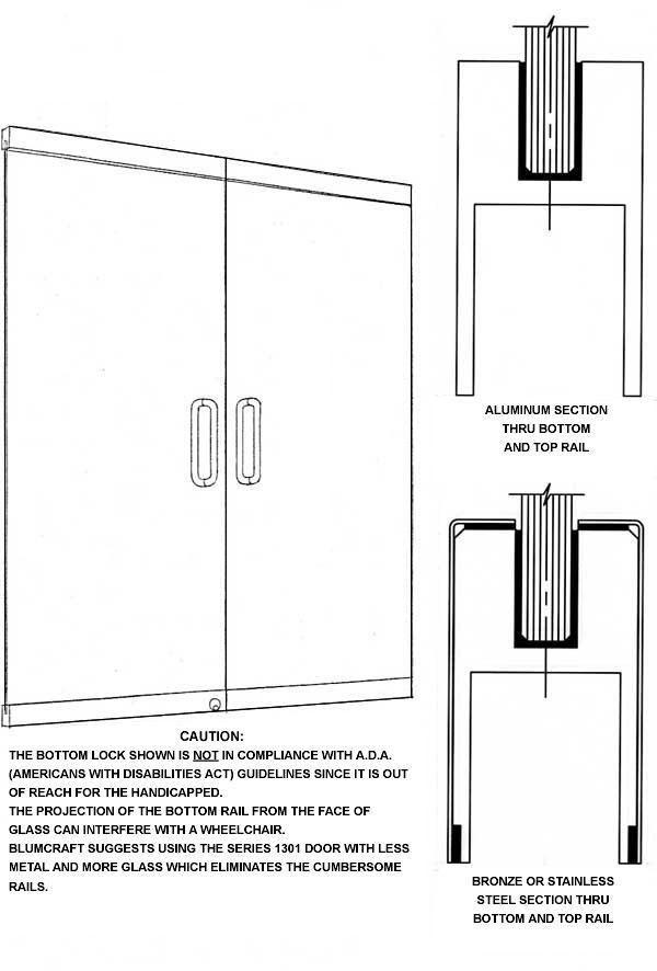 Door Series 640