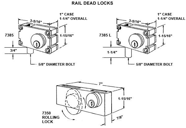 Locking Hardware