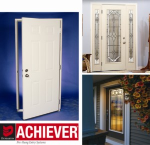 Achiever Pre-Hung Entry Door Systems