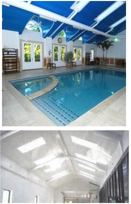 P-1300 Flat Plastic Wall and Ceiling Panels