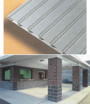 P-3000 Beaded Plastic Wall and Ceiling Panels