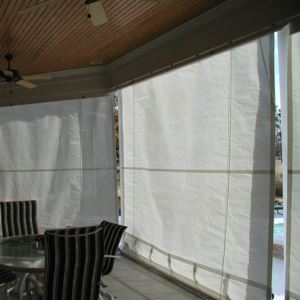 Rope Pulley Curtain Solution