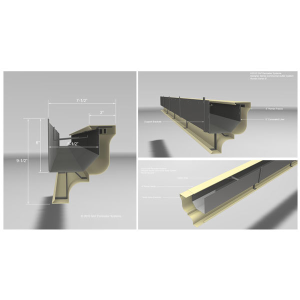 Designer Series Commercial Gutter Systems U2013 Southern Aluminum Finishing  Co., Perimeter Systems   Sweets