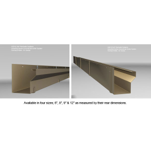Industrial Series Gutters U2013 Southern Aluminum Finishing Co., Perimeter  Systems   Sweets