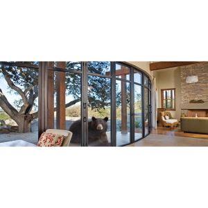 Folding Glass Walls - BEARricade™ – NanaWall Systems, Inc
