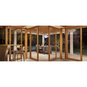 Sliding Glass Walls - HSW66 - Wood – NanaWall Systems, Inc