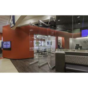 Frameless Glass Walls - CSW75 - Center Pivot – NanaWall