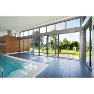 Folding Glass Walls - SL80/81 - Aluminum – NanaWall Systems