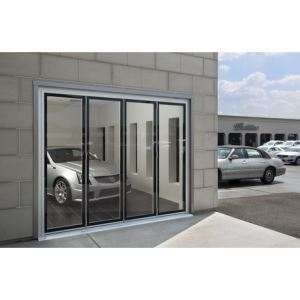 Folding Glass Walls - SL82 - Aluminum – NanaWall Systems