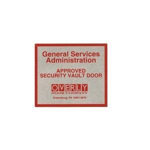 Overly Door Co. - GSA Class 5 High Security Vault Door  sc 1 st  Sweets Construction & GSA Class 5 High Security Vault Door u2013 Overly Door Co. - Sweets