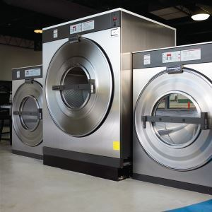 L-Series Card- & Coin-Operated Washing Machines